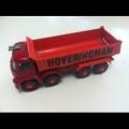 camion hoveringham tipper