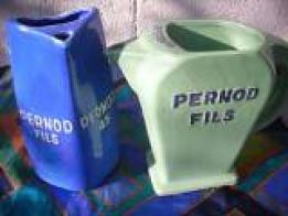 2 Pichets PERNOD FILS