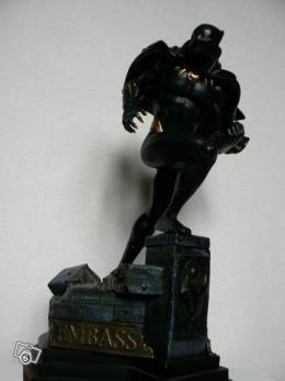 Figurine Bowen Black Panther