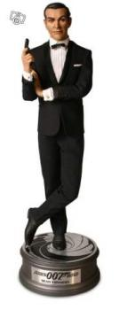 Figurine de Wai Lin James Bond  Sideshow