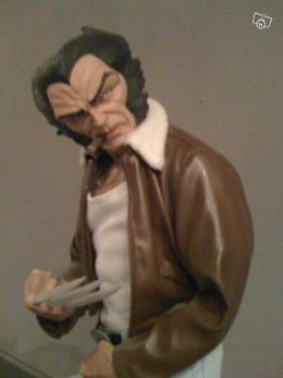 Figurine Logan X-Men Sideshow 2