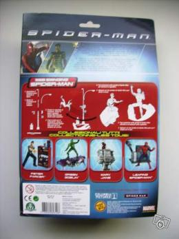 Figurine Spiderman vue 2
