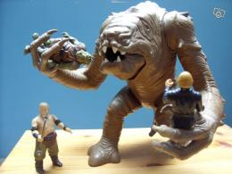 Figurine Star wars vintage Rancor 1983