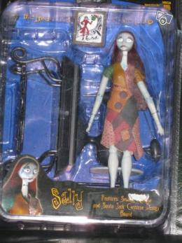 Figurine Tim Burton The Nightmare before Christmas Sally