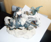 Figurine dragoniste-impeccable