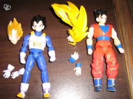 Figurines articulées Dragon Ball Z 1 2