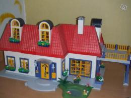Plan Maison Contemporaine Playmobil