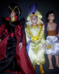 Lot de Figurines Disney Aladin