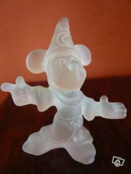 Figurine mickey disney pour emballage et contenant à dragées Décoration