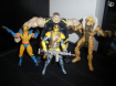 Lot de figurines Marvel Universe Wolverine