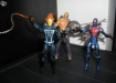 Lot de  figurines Marvel Universe