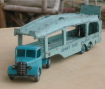 Miniature Dinky Toys Bedford Transport de voitures