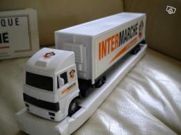 Modèle Réduit Camion Intermarché Collection
