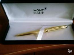 prix du stylo mont blanc