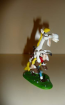 Figurine Pixi Lucky Luke portant Jolly Jumper