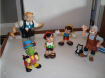 Lot de figurines Pinoccio