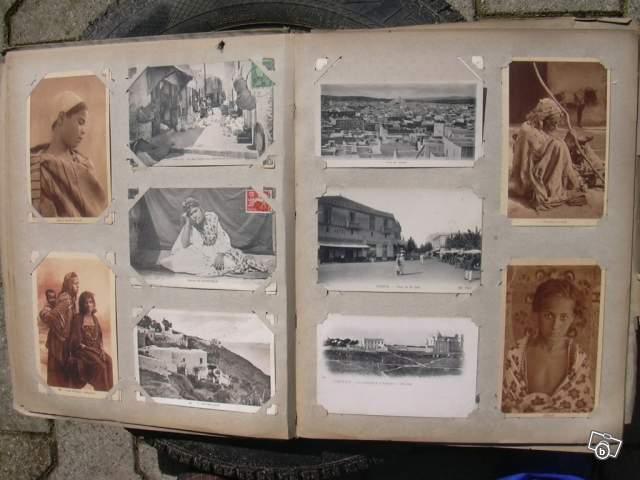 Comment vendre des albums de cartes postales ?
