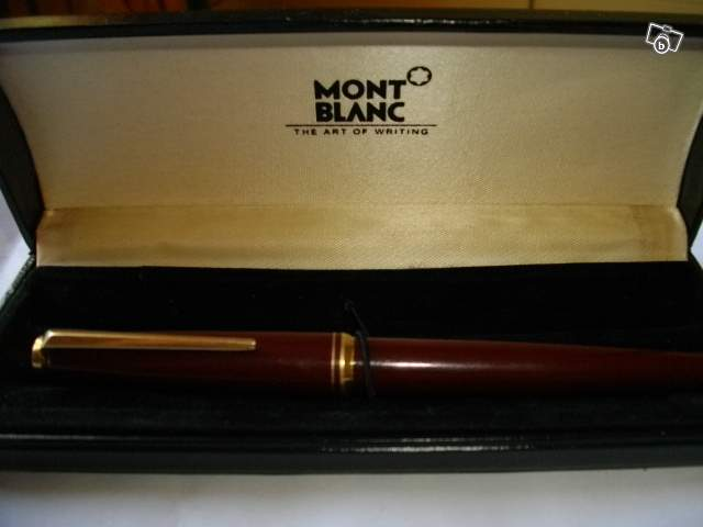 stylo mont blanc occasion