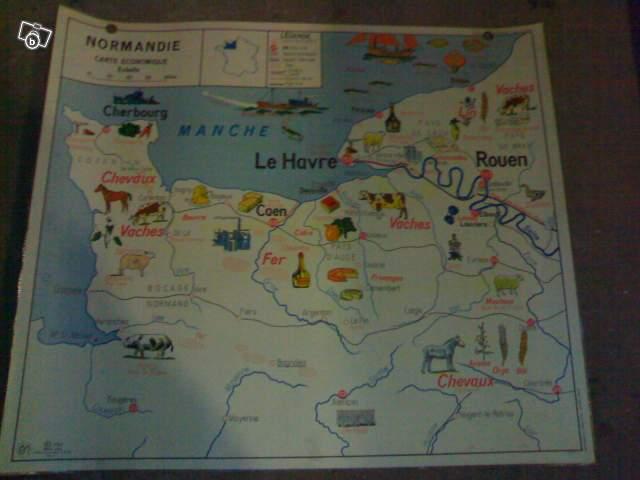 Ancienne Carte Geographique D Ecole | imvt