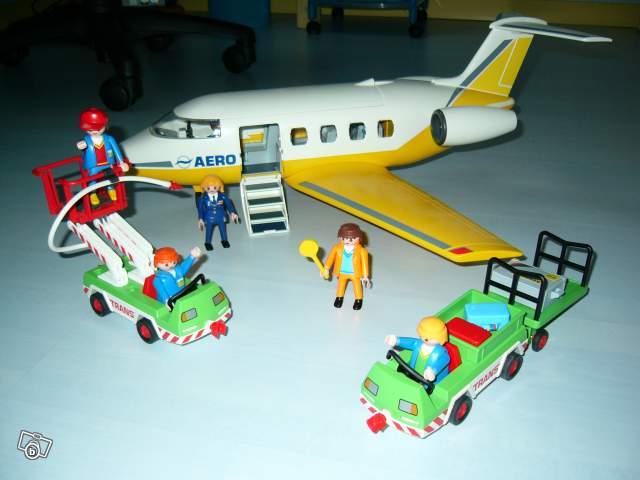 Ligne Avion Collection Avion De Playmobil TKJlFc13