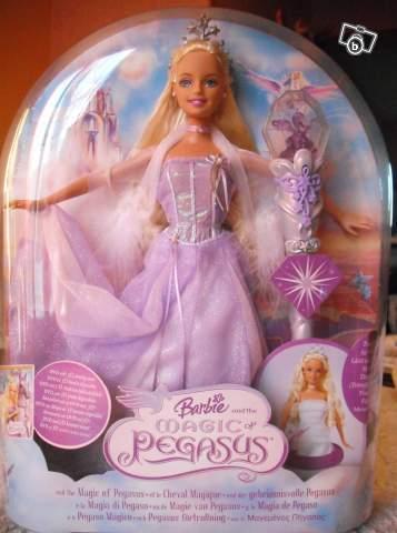 barbie magic pegasus1 - Barbie Et Le Cheval