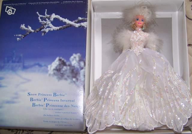 barbie collection princesse des neiges
