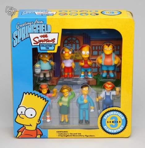 **hg**figurine géante ctn famille simpson © les simpson191cm Les simpson