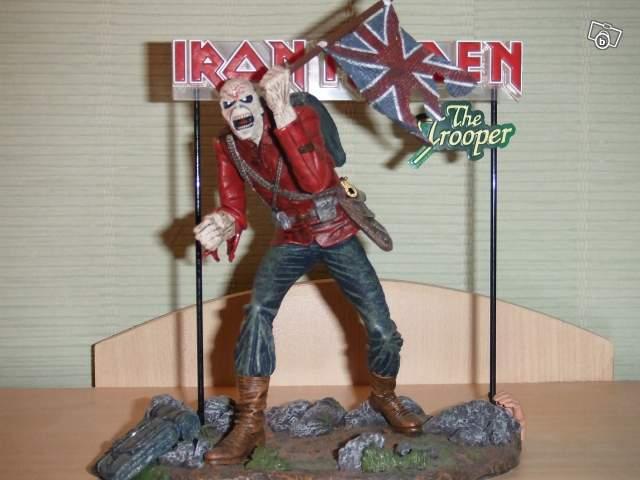 figurine iron maiden