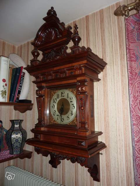 horloge mural ancienne