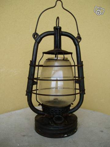 Lampe A Petrole Militaire Tempete Marine Collection