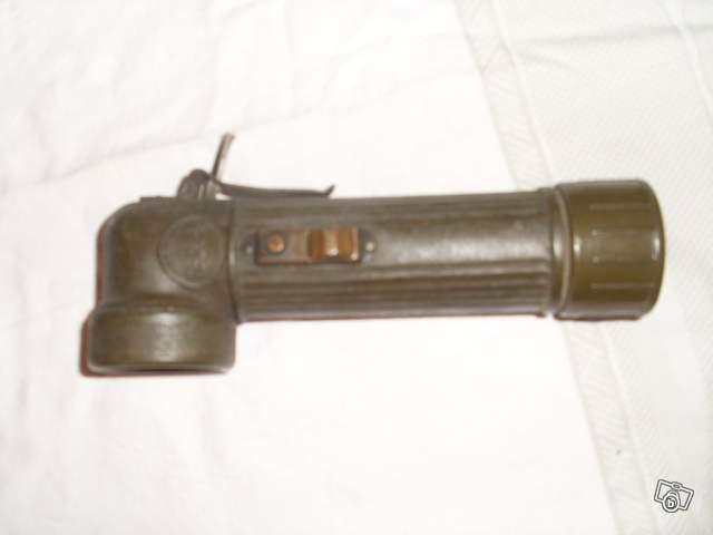 Lampe Torche Militaire Us Collection