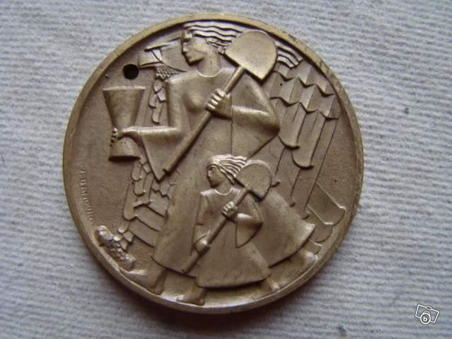médaille du travail 36