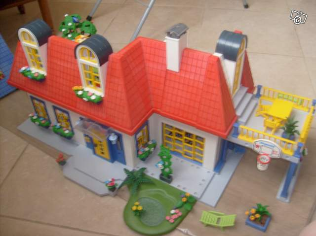 Maison Playmobil Collection