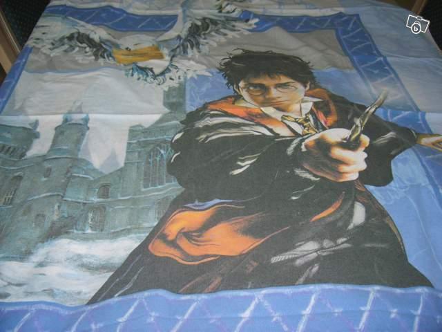 Parure De Lit Harry Potter 1 Personne Collection