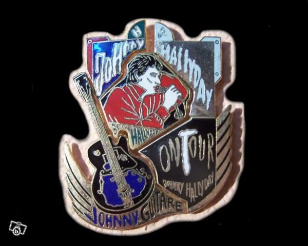 Pin's                           Pins_Johnny_Hallyday