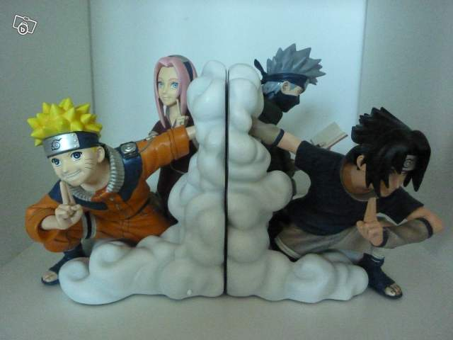 Serre Livres Naruto collection