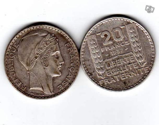 piece de monnaie ancienne francaise