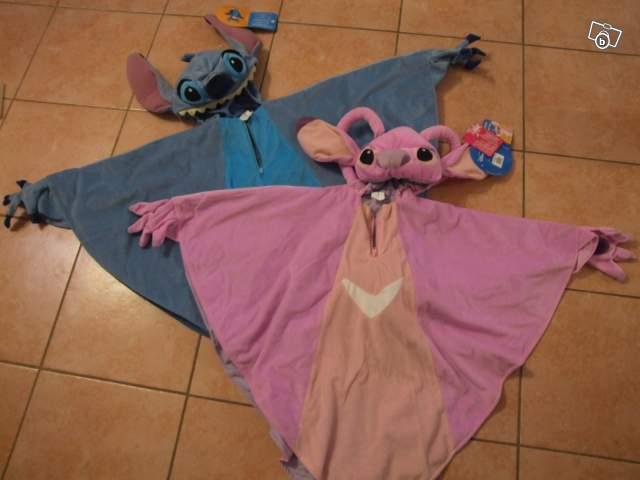 Poncho De Stitch Ou Angel De Disney De Lilo Et Stitch Collection
