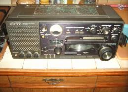 ancien poste radio sony icf 6800 multi band recever collection. Black Bedroom Furniture Sets. Home Design Ideas