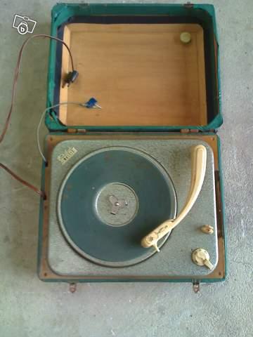 ancien tourne disque prelude stare collection. Black Bedroom Furniture Sets. Home Design Ideas