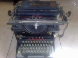 ancienne machine crire remington 12 new york collection. Black Bedroom Furniture Sets. Home Design Ideas