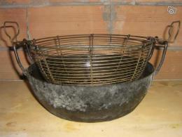 ancienne friteuse des ann es 1950 collection. Black Bedroom Furniture Sets. Home Design Ideas
