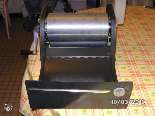 roneo machine