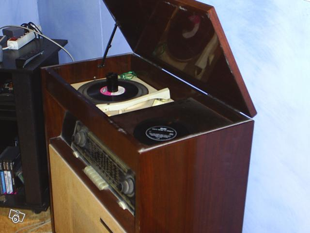 ancienne radio la voix de son ma tre collection. Black Bedroom Furniture Sets. Home Design Ideas