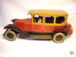 ancienne voiture jouet m canique renault auto jep collection. Black Bedroom Furniture Sets. Home Design Ideas