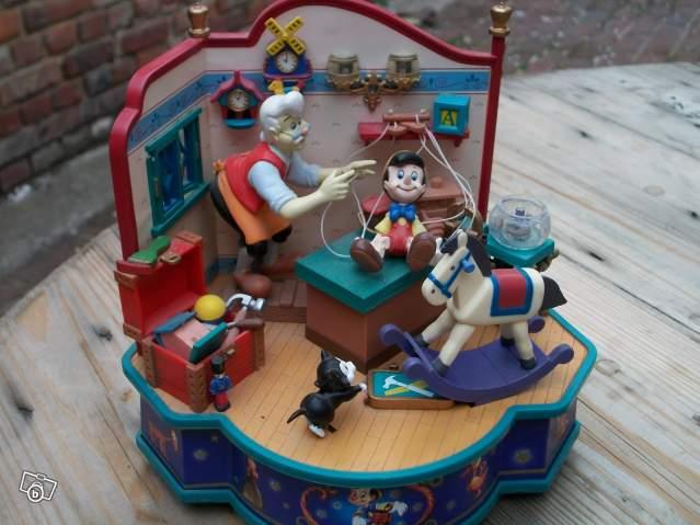 Boite à Musique Pinocchio Collection