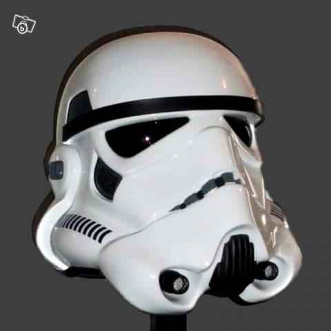 casque de stormtrooper star wars master replicas collection. Black Bedroom Furniture Sets. Home Design Ideas