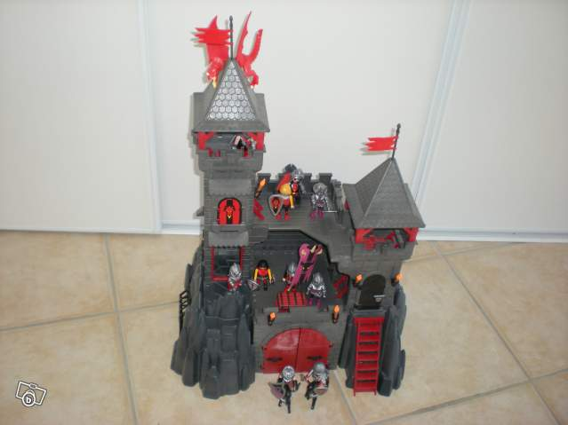 Chateau fort playmobil collection - Chateau fort playmobil pas cher ...