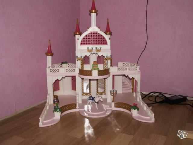 ch teau de princesse playmobil collection. Black Bedroom Furniture Sets. Home Design Ideas