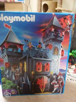 chateau du dragon playmobil collection. Black Bedroom Furniture Sets. Home Design Ideas